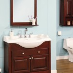 Narrow Bathroom Vanities Lowes